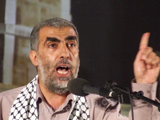 كمال الخطيب: إسرائيل تتعامل مع الشيخ رائد صلاح بأسلوب العصابات