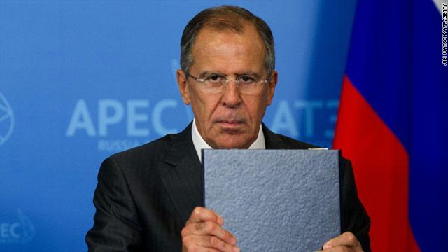 لافروف: مفاوضات أستانة ستضمن للمعارضة المسلحة