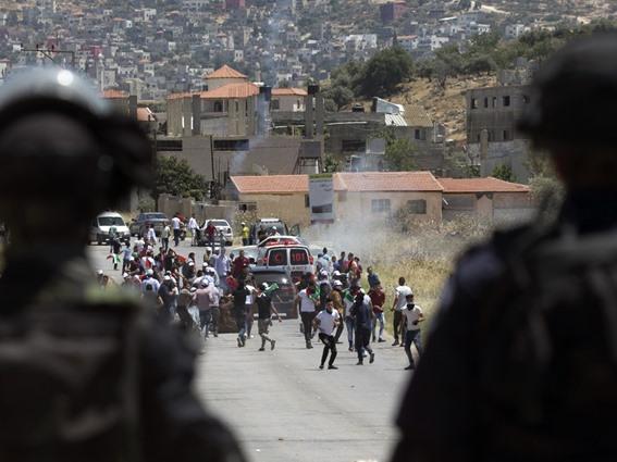لجنة بغزة تدعو الشباب للاشتباك مع الجيش الإسرائيلي
