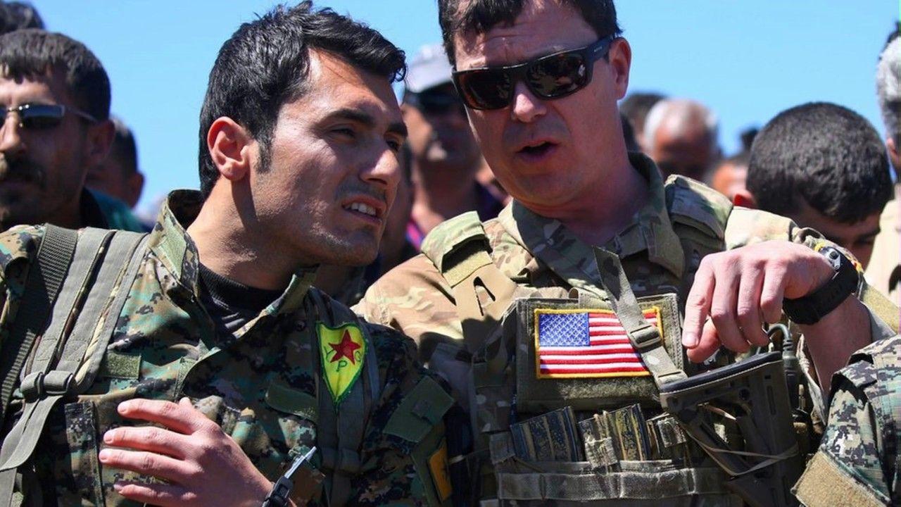 لم تنسحب القوات الأمريكية  من سوريا