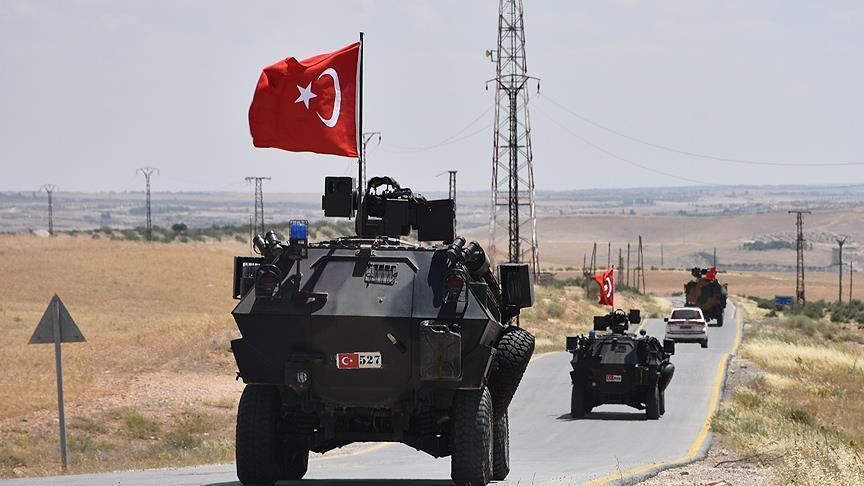 ماتيس: الدوريات الأمريكية التركية في