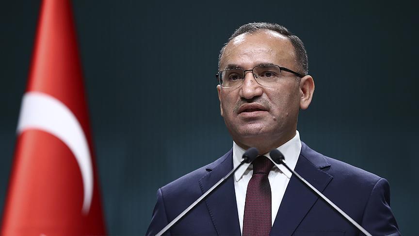 متحدث الحكومة التركية: وقف عملية