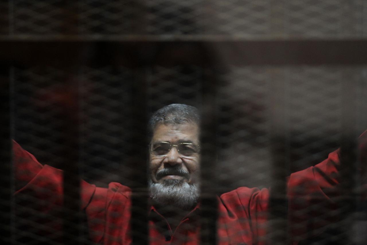 محكمة مصرية تدرج عائلة مرسي على قائمة الإرهاب