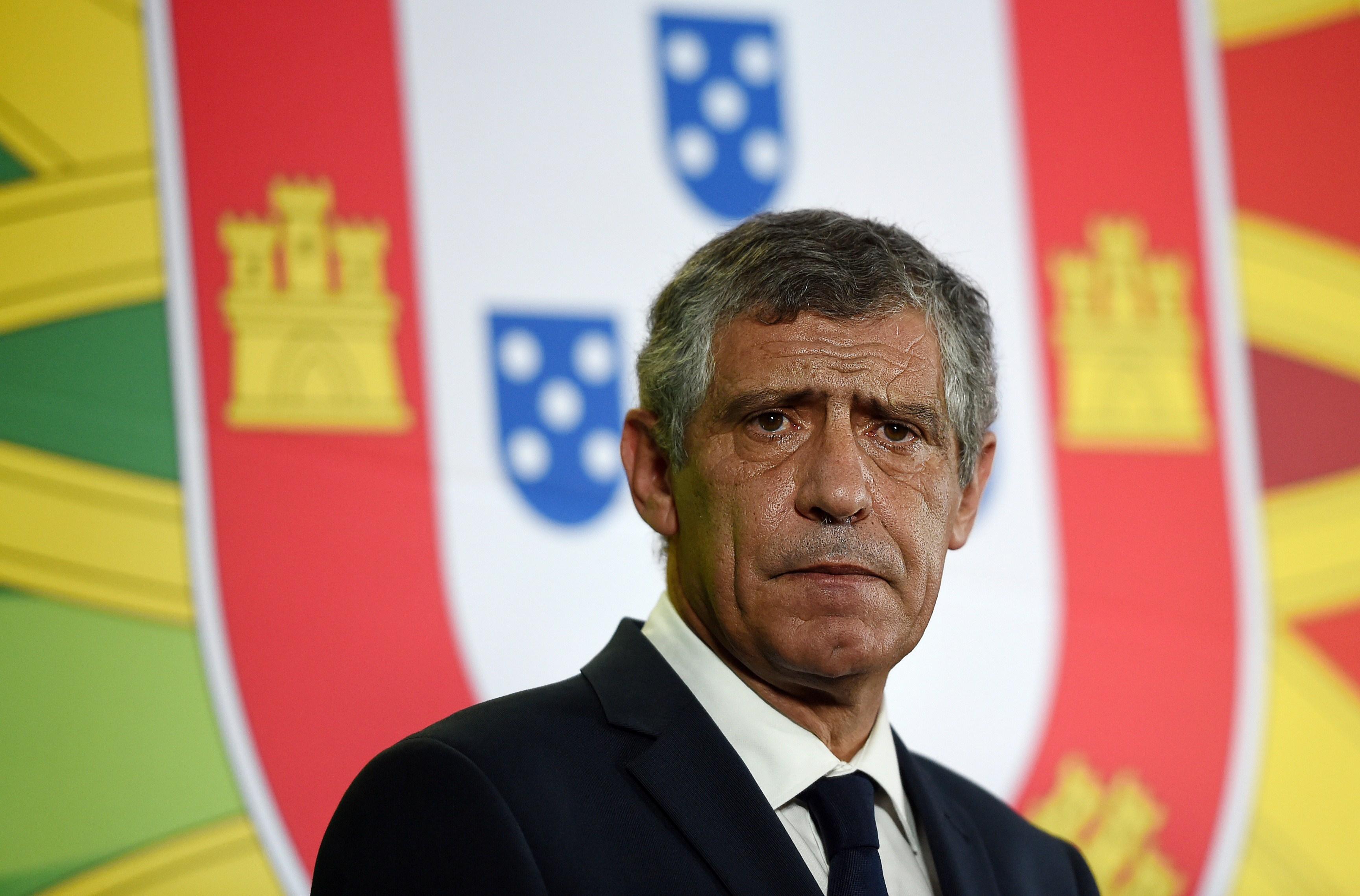 مدرب البرتغال قبل المواجهة بكأس القارات: منتخب تشيلي لديه روح قتالية
