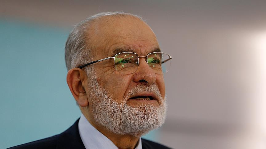 مرشح حزب السعادة لرئاسيات تركيا: نتعهد بالنهوض بالبلاد