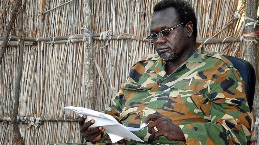 مشار يدعو لإعادة النظر في اتفاق السلام مع حكومة جنوب السودان