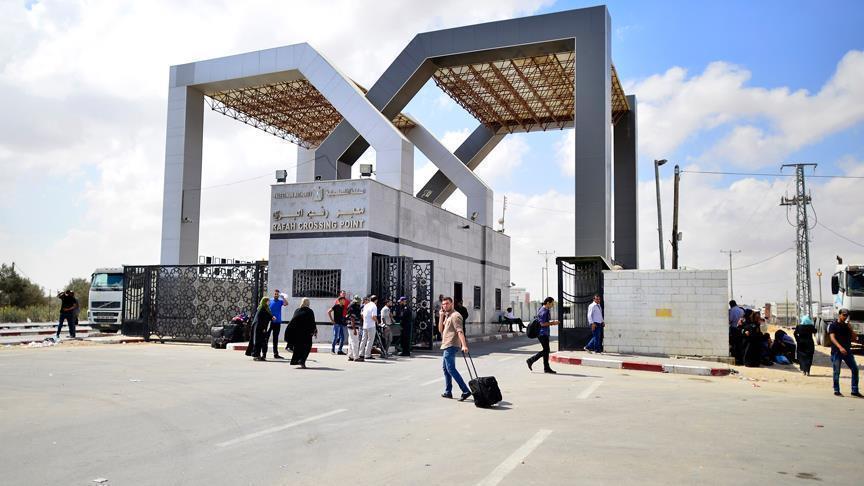 مصر تغلق معبر