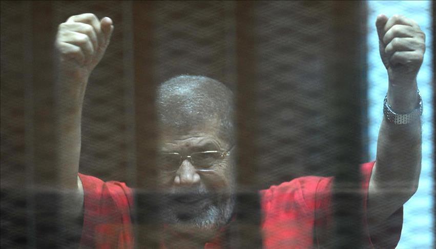 مصر.. الحكم في دعوى تمكين أسرة مرسي من زيارته بالسجن في 17 أبريل