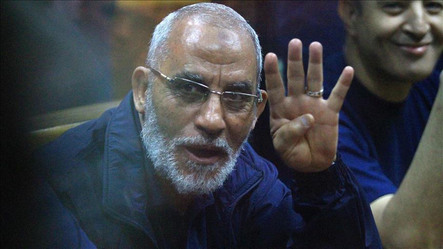 مصر.. المؤبد لمرشد الإخوان في قضية حكم فيها بالإعدام سابقا