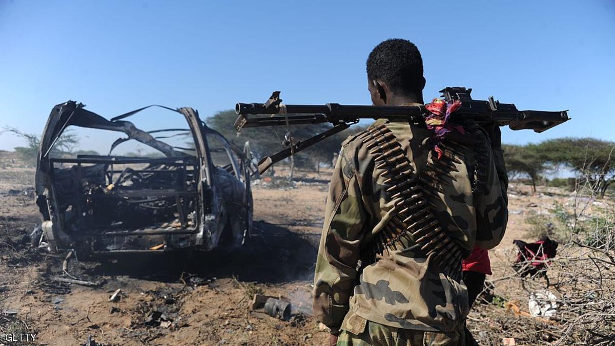 مقتل ثلاثة جنود صوماليين في مفخخة بمقديشو