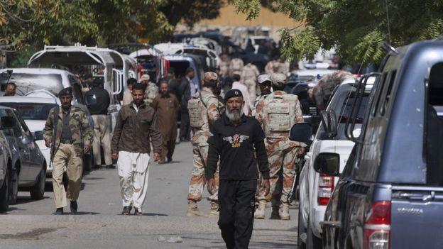 مقتل دبلوماسي أفغاني في باكستان على يد حارس أمن