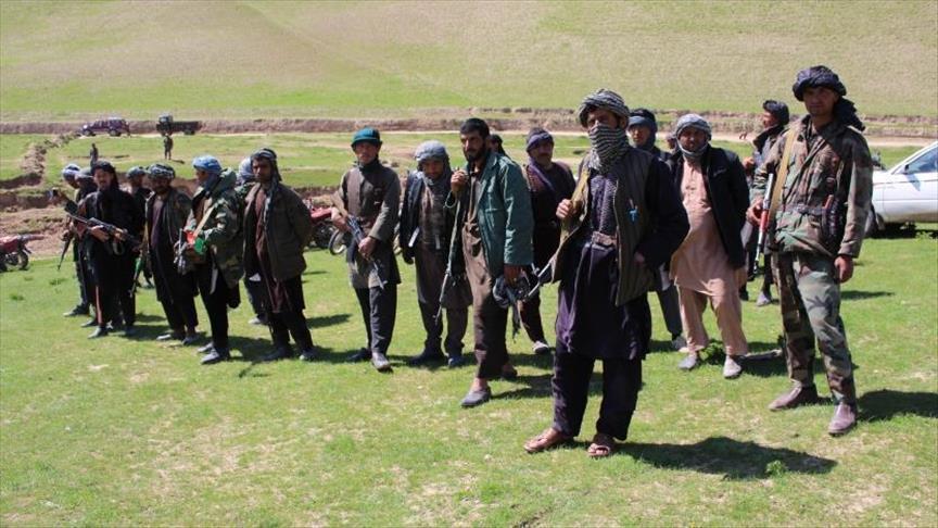 مقتل 6 من الشرطة الأفغانية على يد طالبان