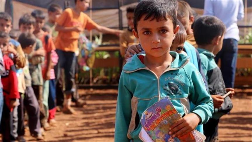 مليون طفل سوري ولدوا بدول الجوار منذ 2011 وخطة أممية للدعم