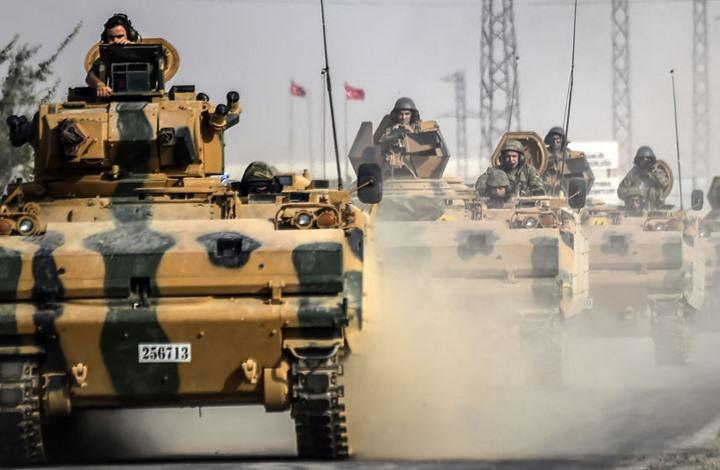 مناورات عسكرية تركية على حدود العراق