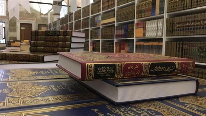 منذ بداية 2017.. إسطنبول تحتضن الكتاب العربي