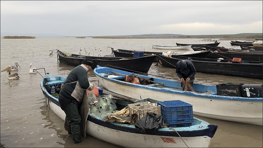 منذ 1923.. صيادو سمك أتراك يتوارثون