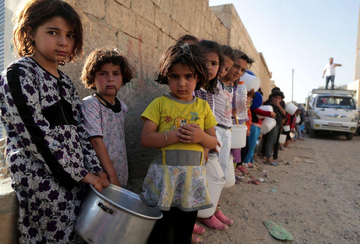 منظمات دولية: المساعدات الإنسانية لا تصل إلى 15 منطقة محاصرة بسوريا