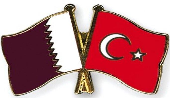 مواطنون أتراك يحملون إلى الدوحة رسالة