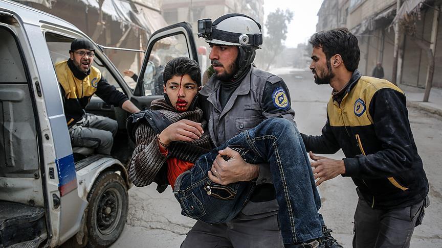 موسكو تعلن فشل التوصل إلى هدنة في الغوطة الشرقية