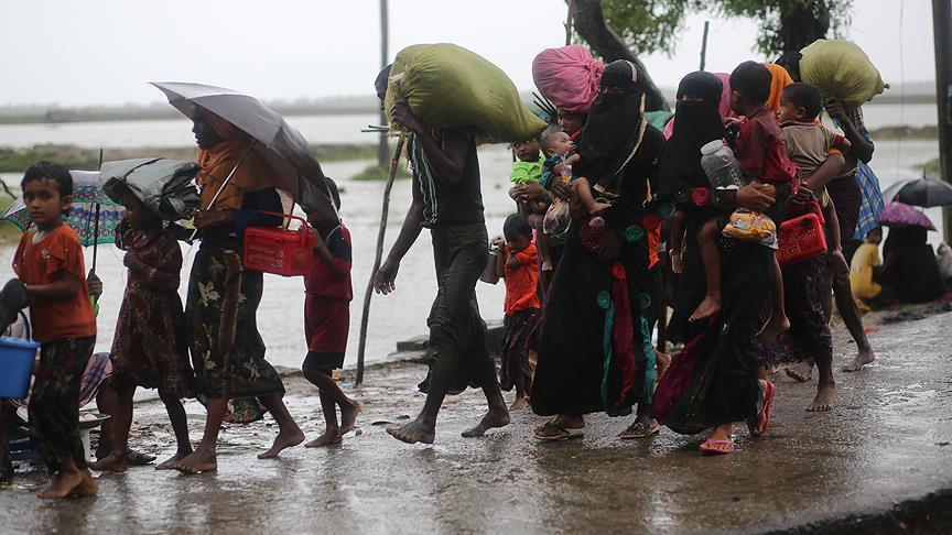 ميانمار.. 24 ألف من مسلمي الروهنغيا قتلوا قبل موجة اللجوء الأخيرة