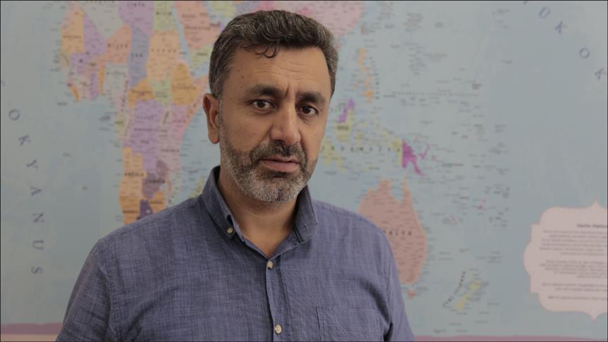ناشط إغاثي تركي: الروهنغيا يتعرضون للتطهير لتوطين البوذيين في مناطقهم
