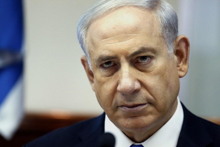 نتنياهو يهاجم المعتقلين الفلسطينيين