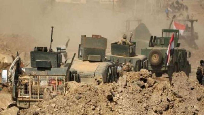 هجوم انتحاري يخلف مقتل شرطي غربي الموصل