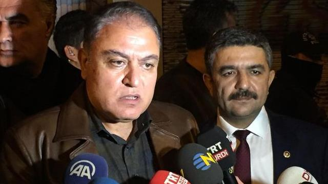 والي كليس التركية: إصابة 3 أشخاص بقذائف إرهابيي
