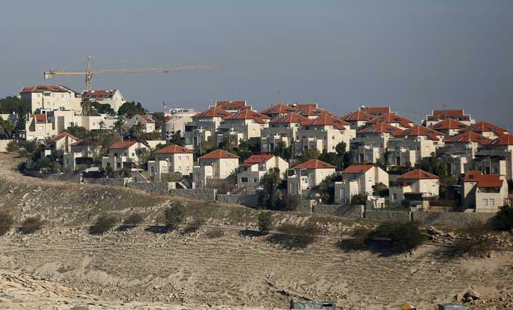 وزير إسرائيلي: معاليه أدوميم ستكون جزءا من إسرائيل