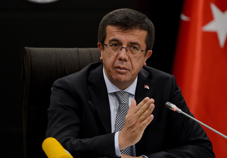 وزير الاقتصاد التركي: مصرفنا المركزي يمتلك القدرة على مجابهة المضاربة (محدث)