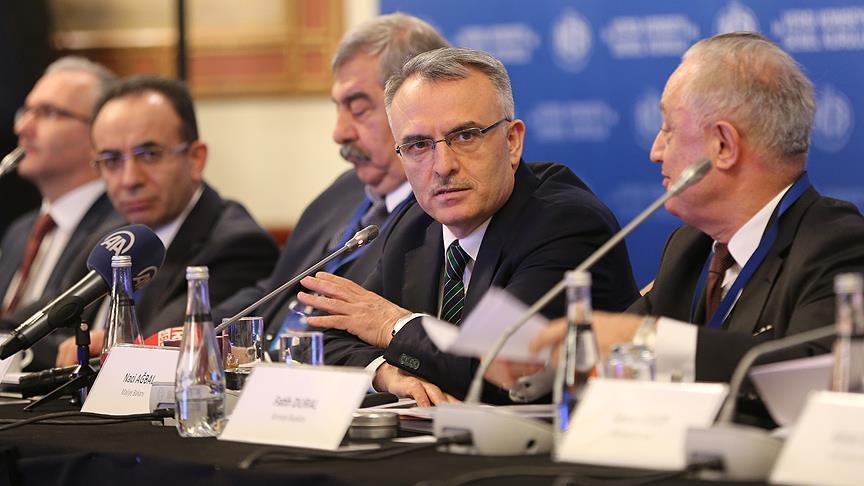 وزير الاقتصاد التركي يدعو لرفع حجم التبادل التجاري مع البرتغال
