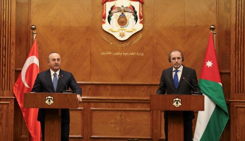 وزير الخارجية الأردني: علاقاتنا مع تركيا تتطور بثبات