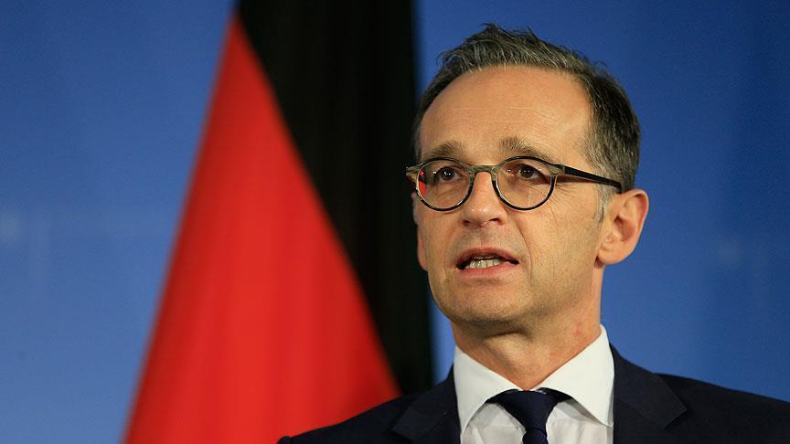وزير الخارجية الألماني يحذر من كارثة إنسانية بإدلب