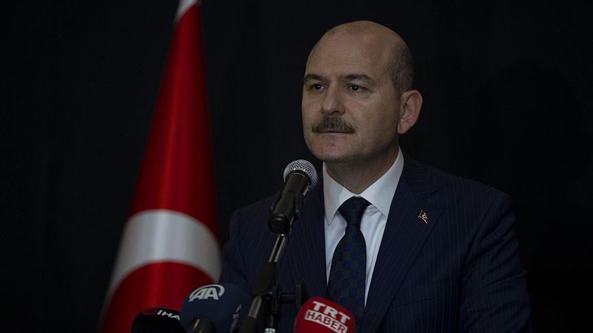 وزير الداخلية التركي: واشنطن حوّلت الحدود العراقية السورية الى