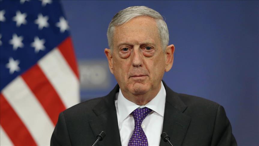وزير الدفاع الأمريكي: وجود