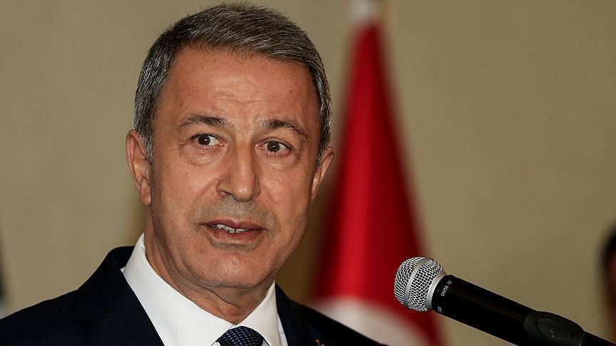 وزير الدفاع التركي: أي عملية عسكرية على إدلب ستقود إلى كارثة