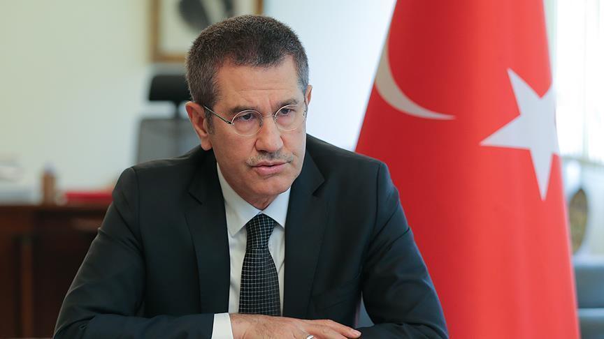 وزير الدفاع التركي يستقبل نظيرته المقدونية في أنقرة