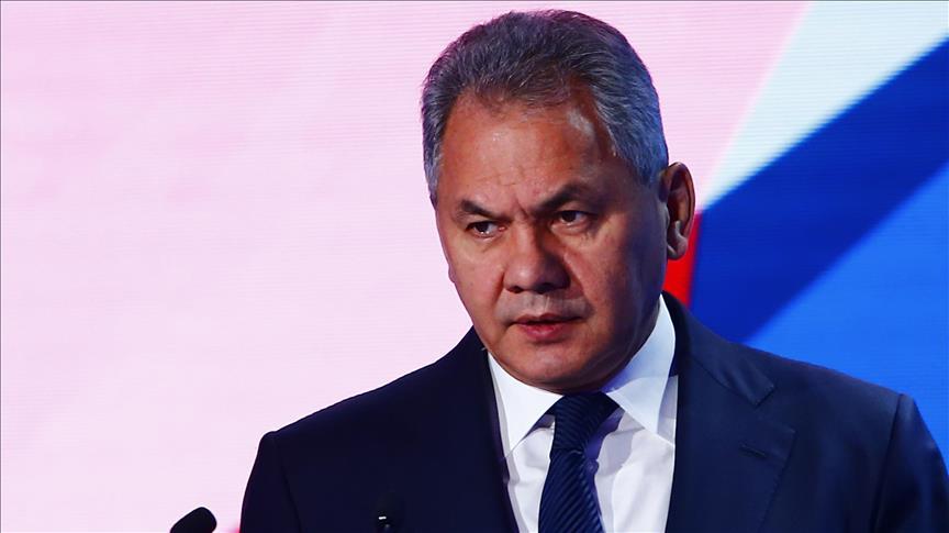 وزير الدفاع الروسي: سنسلم نظام