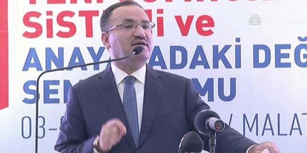 وزير العدل التركي يصف قرار إلغاء ألمانيا الفعالية التركية بـ