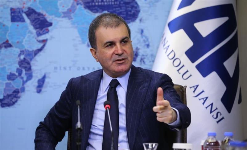 وزير تركي: نرفض الانضمام إلى اتحاد أوروبي بعقلية ساركوزي وفيلدز
