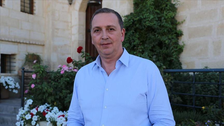 وزير جورجي سفيرًا لـ