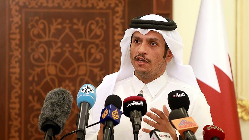 وزير خارجية قطر: دول الحصار قدّمت ادعاءات بدون أدلة وليس مطالب