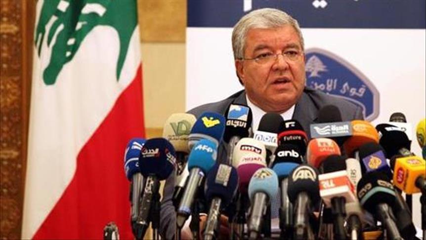 وزير داخلية لبنان: نتطلع إلى يوم يصبح فيه السلاح غير الشرعي بإمرة الدولة