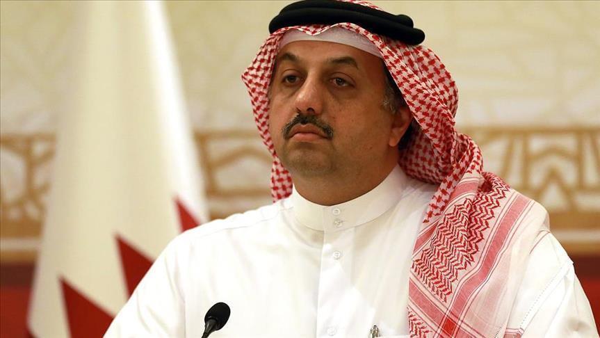 وزير دفاع قطر: نخطط لتوسيع قاعدة