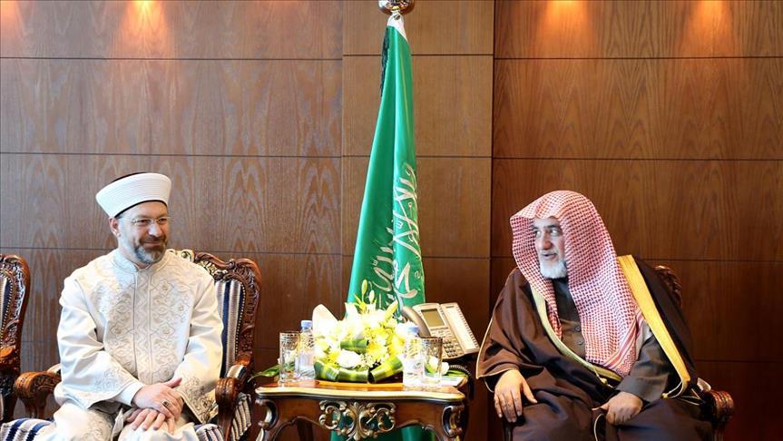 وزير سعودي: علاقاتنا مع تركيا مميزة على كافة الأصعدة