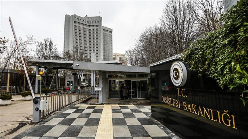 وفد دبلوماسي تركي يزور واشنطن