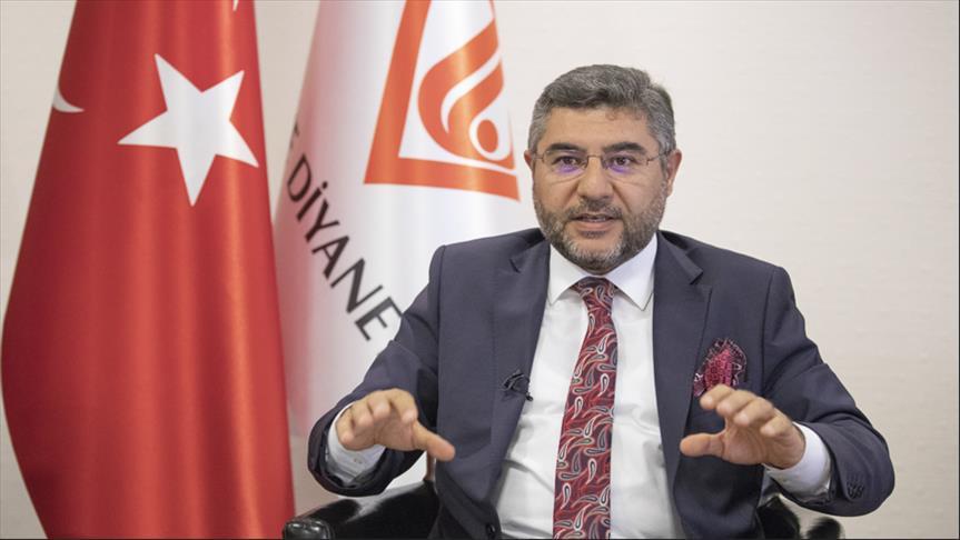 وقف الديانة التركي يهدي لحوم الأضاحي إلى 10 ملايين شخص