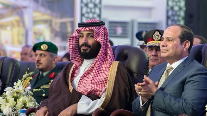 ولي العهد السعودي: ندعم مصر في حربها ضد الإرهاب