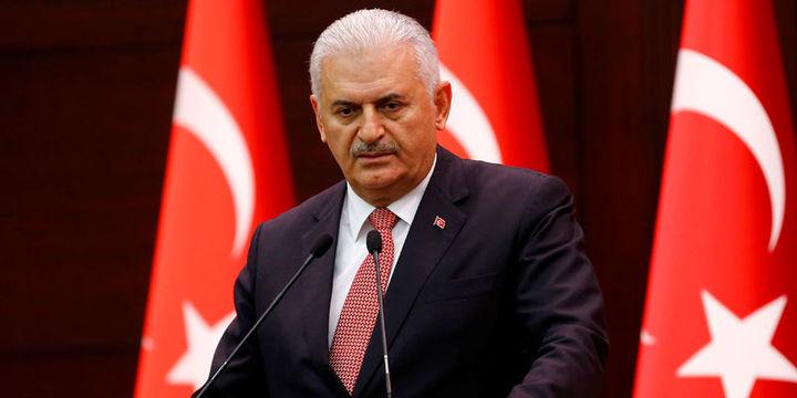 يلدريم: لا يوجد فرق بين المنظمات الإرهابية والانقلابات العسكرية