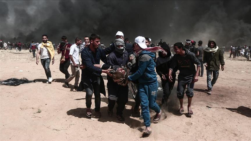يونيسف: استشهاد 5 أطفال وإصابة المئات في